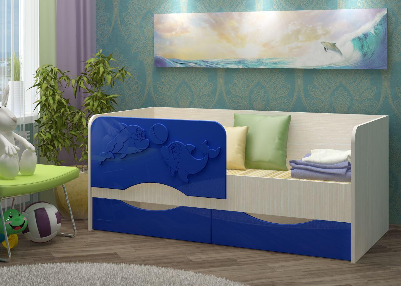 дельфин-2 кровать фото