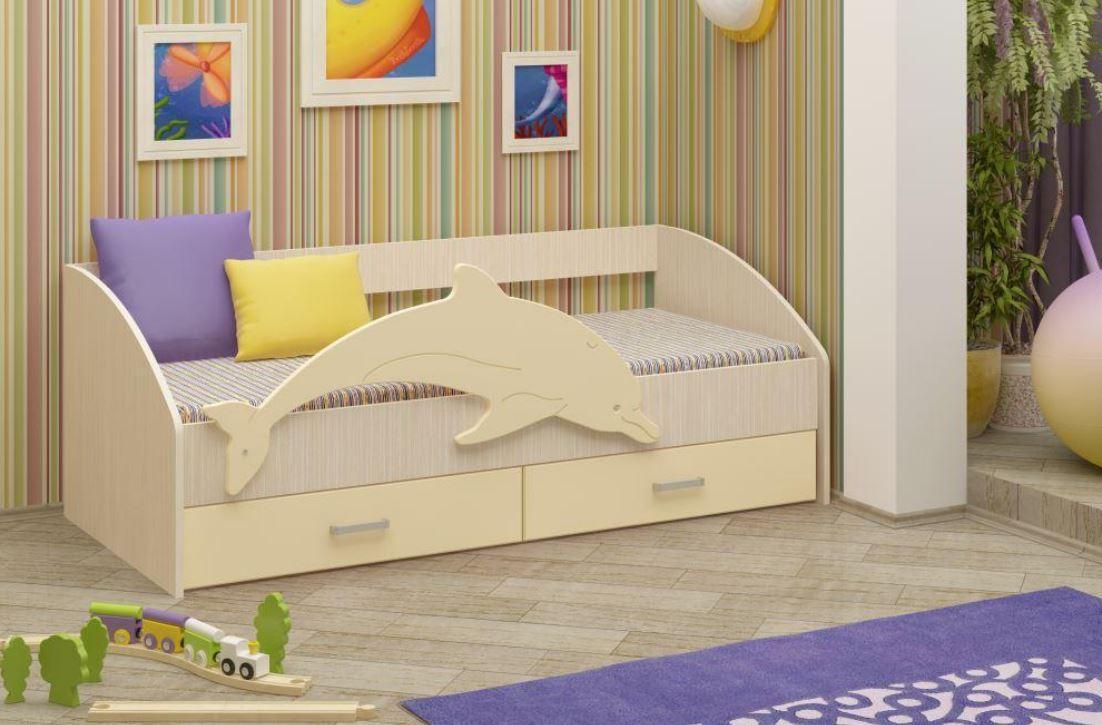 фото кровать детская дельфин