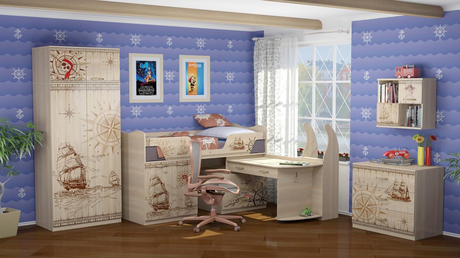 модульная детская мебель квест ижмебель купить недорого в москве с
