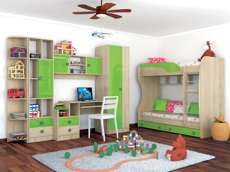 модульная детская мебель колибри мохито тэкс купить недорого в