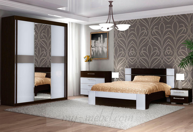 Модульная спальня Grande (RADO)
