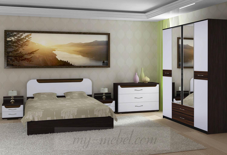Модульная спальня Modena (RADO)